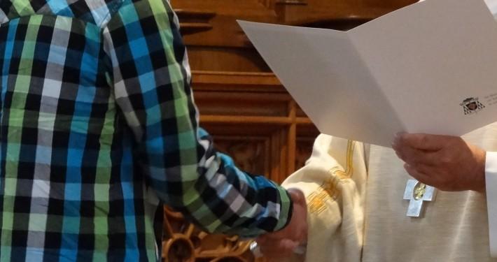 Verleihung der Missio Canonica