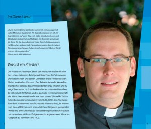 Flyer Priester